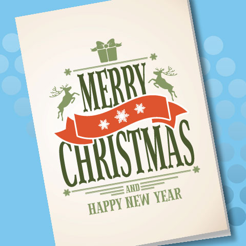 Holiday Cards - Offset